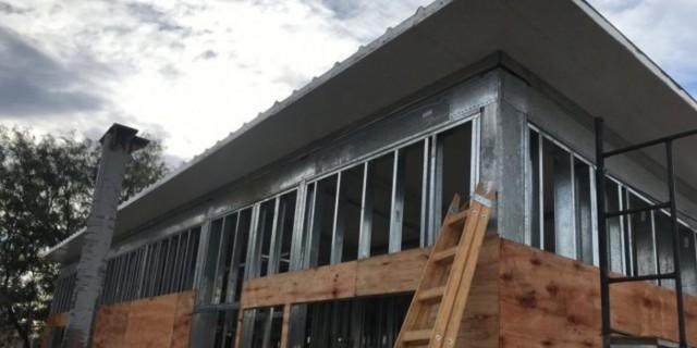 En la zona Este, Infraestructura construye 21 nuevas salas de infantes