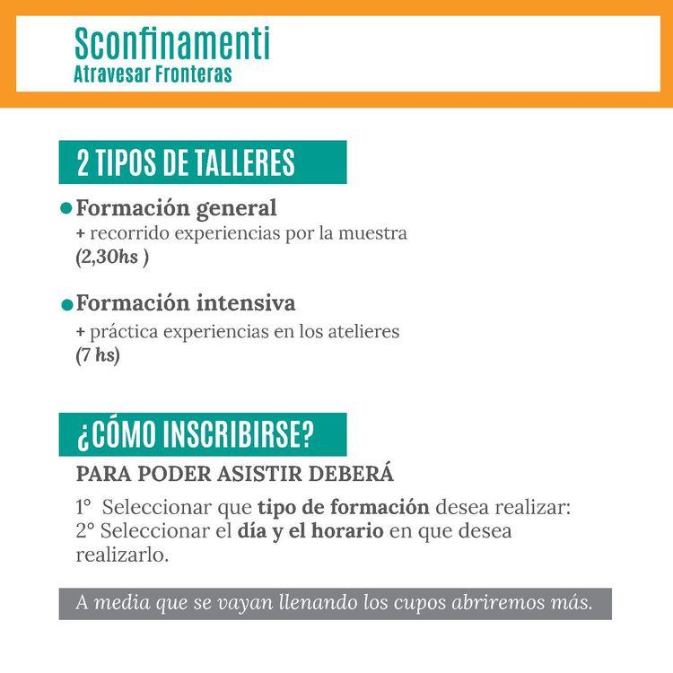 Sconfinamenti-inscripciones