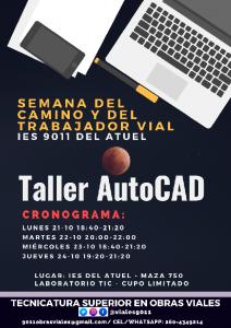 Taller AutoCAD