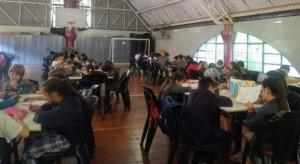 Colegio Norbridge_2º certamen olimpíada de matemática_02