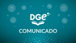 PLACA_COMUNICADO_DGE_2020