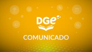 PLACA_COMUNICADO_DGE_2020_2