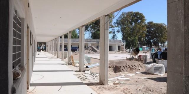 San Martín sumará dos nuevas escuelas para el ciclo lectivo 2020