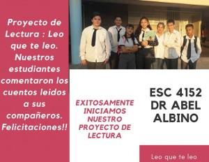Esc. Abel Albino-Proyecto de Fluidez lectora_01