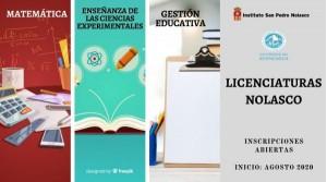 San Pedro Nolasco_ciclo de licenciaturas_01