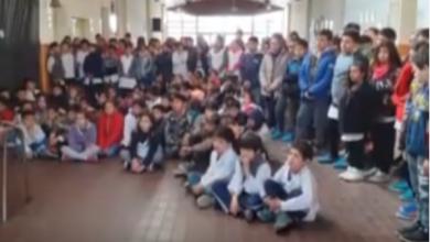 Escuela Espínola_video Malvinas
