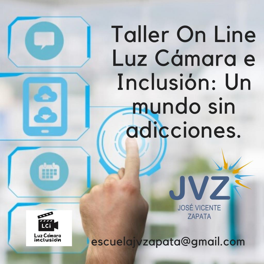 Taller Online Luz Cámara e inclusión_01