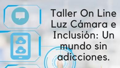 Taller Online Luz Cámara e inclusión_02
