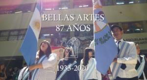 Esc. Bellas Artes_Aniversario 87