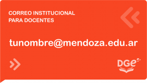 placa correo institucional