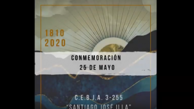CEBJA 3-255 _Santiago José Illa_acto 25 de Mayo