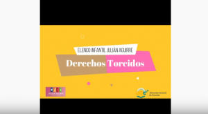 EAV 5007 Julián Aguirre_obra de teatro infantil-derechos torcidos