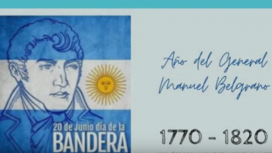 Esc 1-076 Pedro Molina- San Rafael_ Día de la Bandera