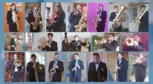 Orquesta himno