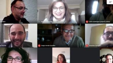 Segunda sesión remota del Consejo General de Educación de Mendoza