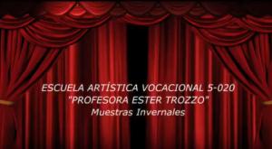 EAV 5-020 Prof. Ester Trozo_muestras invernales