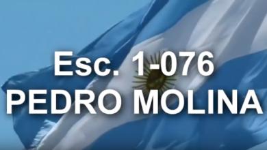 Esc 1-076 Pedro Molina_celebración Independencia Argentina