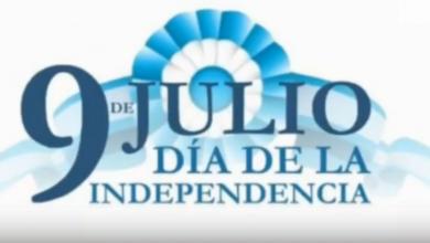 Esc. Almafuerte-Día de la Independencia