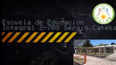 Esc. Educación Integral 2-703 Sergio Catena