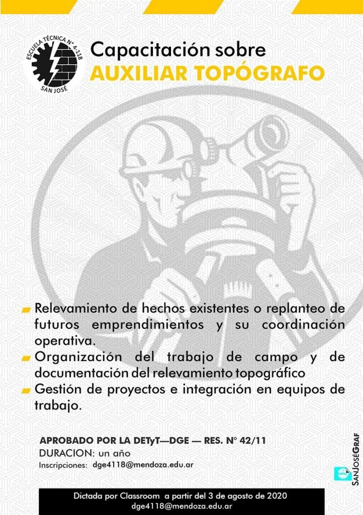 Esc. Técnica San José_cap_Auxiliar Topógrafo_01