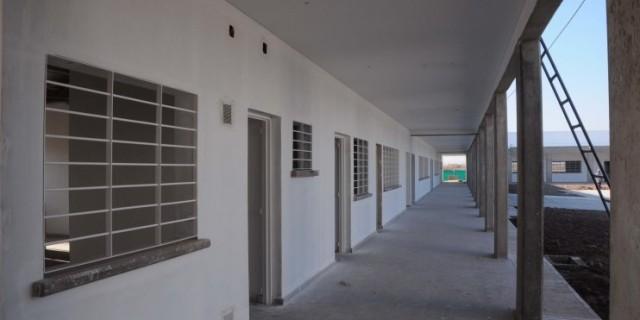 Está casi al 80% la construcción de la nueva Escuela Margarita Ulloa