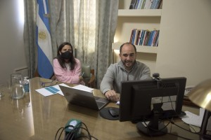 D.G.E. Cierre de las Jornadas institucionales DGE