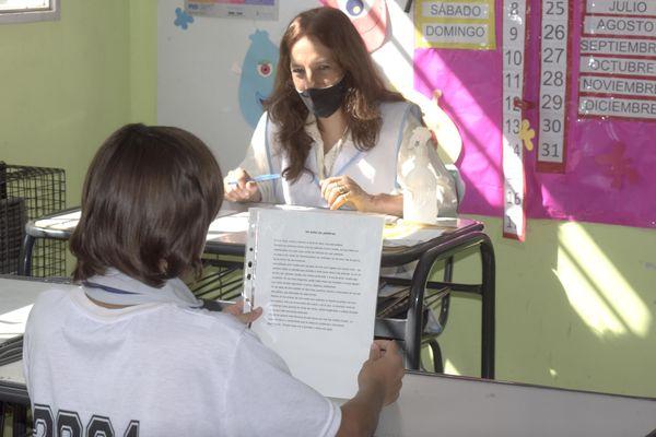 Comenzó el Censo de Fluidez Lectora 2021