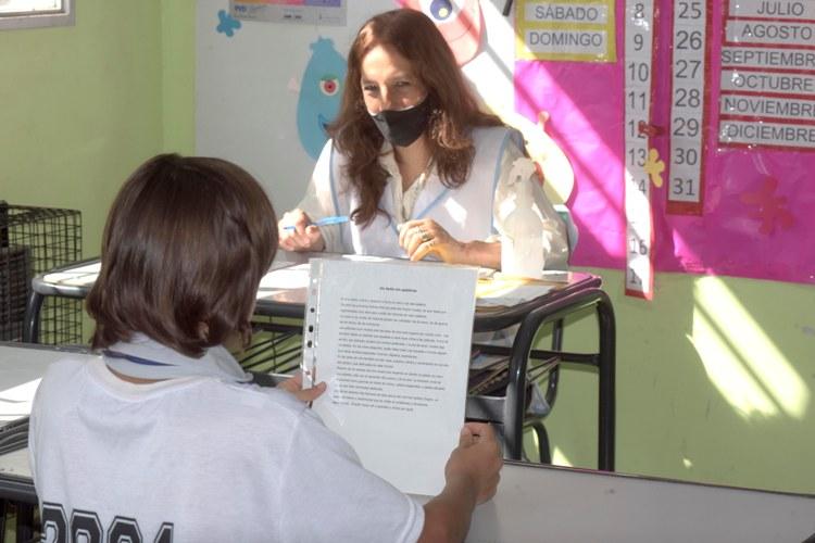 Censo de fluidez lectora: 94,2 % de los estudiantes se mostraron motivados por participar