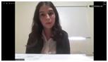 Esc. Iaccarini de San Rafael_alumnos_simularon sesión legislativa por Zoom_04