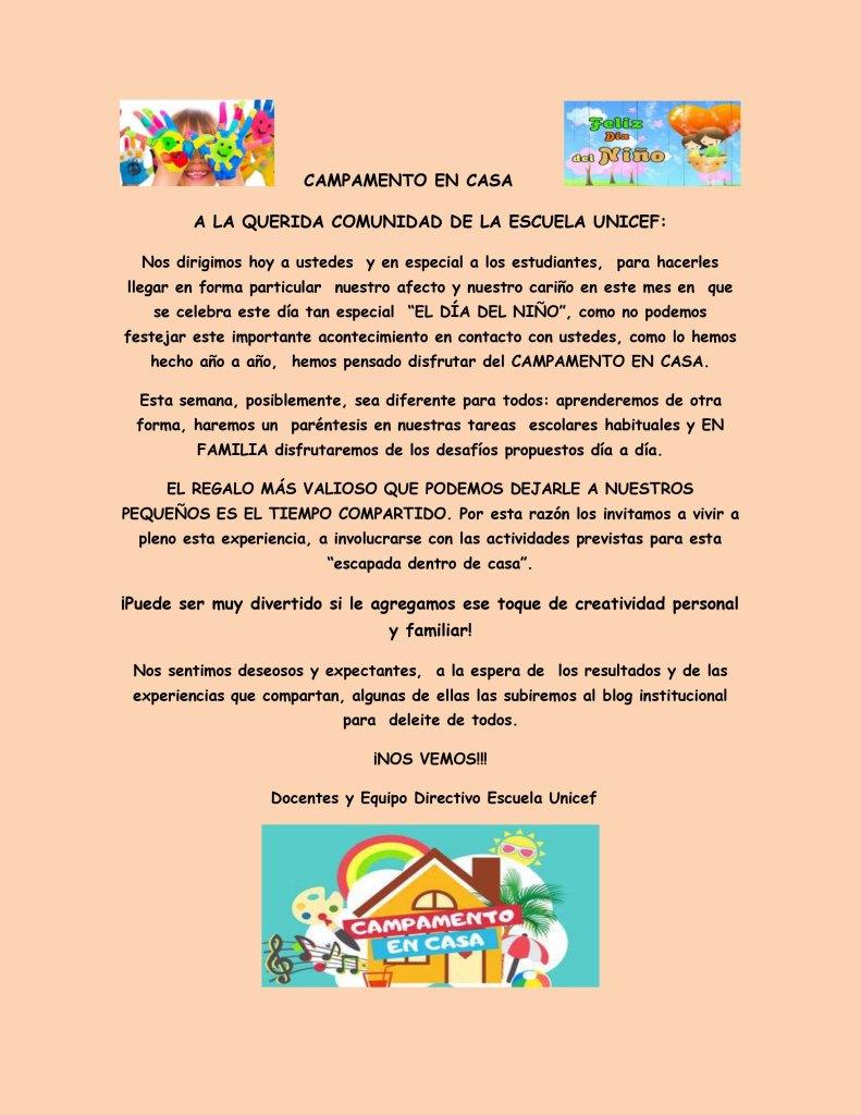Esc.1-713 Unicef Argentina- Proyecto Campamento en Casa (19)