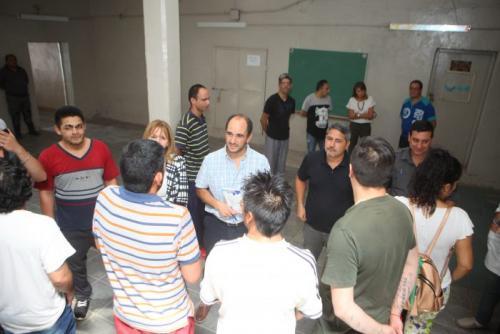 José Thomas visitó complejo penitenciario_Boulogne Sur Mer y San Felipe_01