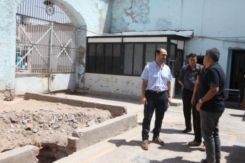 José Thomas visitó complejo penitenciario_Boulogne Sur Mer y San Felipe_10