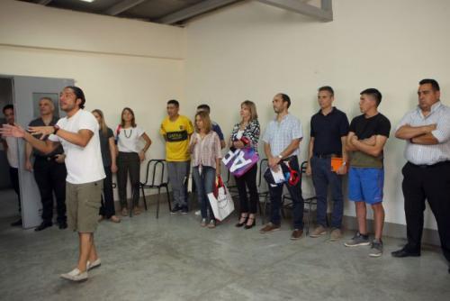José Thomas visitó complejo penitenciario_Boulogne Sur Mer y San Felipe_12