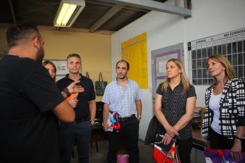 José Thomas visitó complejo penitenciario_Boulogne Sur Mer y San Felipe_13
