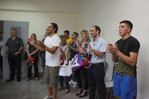 José Thomas visitó complejo penitenciario_Boulogne Sur Mer y San Felipe_14
