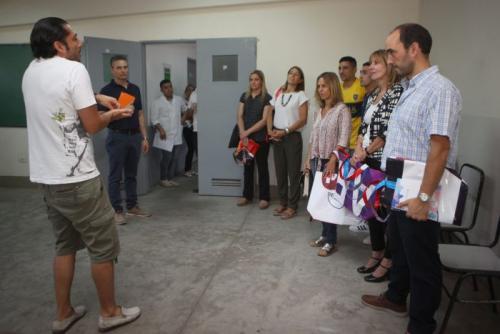José Thomas visitó complejo penitenciario_Boulogne Sur Mer y San Felipe_15