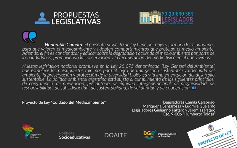 Parlamento Juvenil MERCOSUR_inauguración del XI encuentro (1)