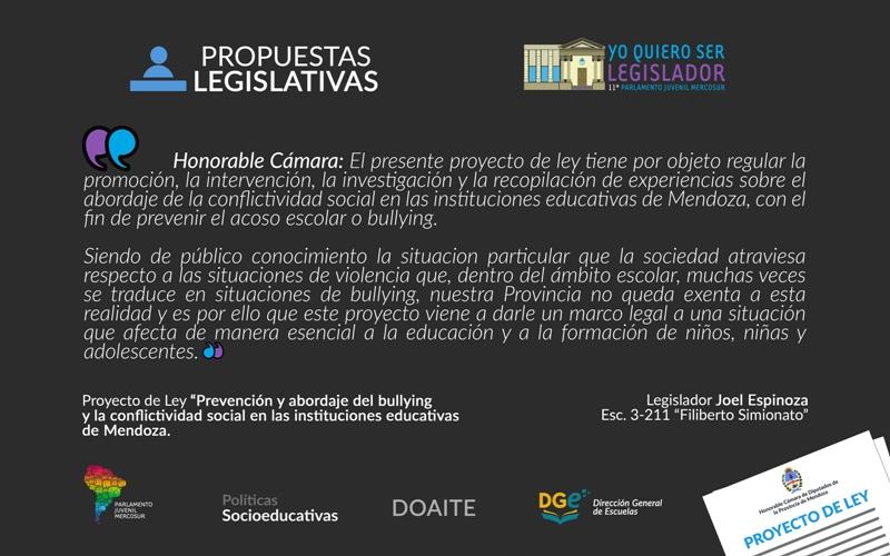 Parlamento Juvenil MERCOSUR_inauguración del XI encuentro (4)