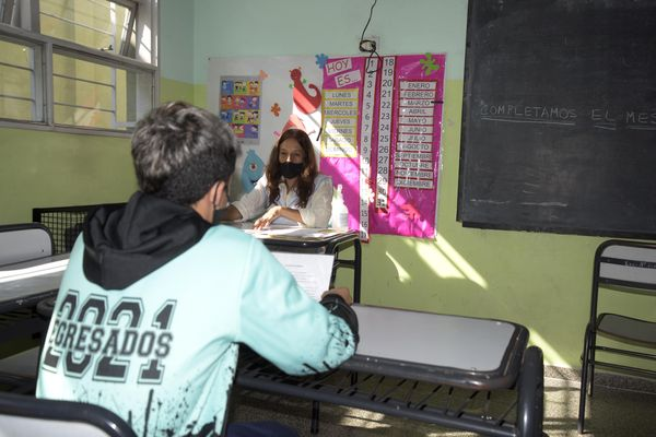 Dirección  General de Escuelas.Censo de fluidez lectora