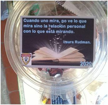 colegio Padre Llorens realizó su primera Feria Virtual del Libro (4)