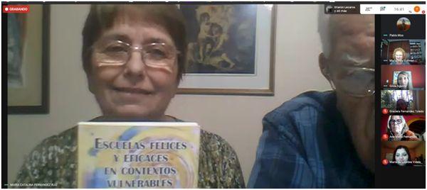 colegio Padre Llorens realizó su primera Feria Virtual del Libro (5)
